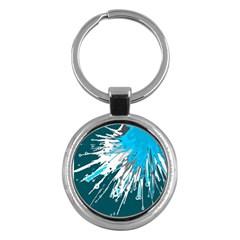 Big Bang Key Chains (round)  by ValentinaDesign