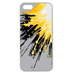 Big Bang Apple Seamless Iphone 5 Case (clear) by ValentinaDesign