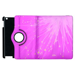Big Bang Apple Ipad 2 Flip 360 Case by ValentinaDesign