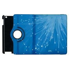 Big Bang Apple Ipad 3/4 Flip 360 Case by ValentinaDesign