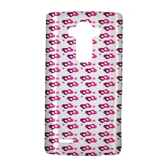 Heart Love Pink Purple Lg G4 Hardshell Case by Mariart