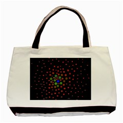 Molecular Chemistry Of Mathematical Physics Small Army Circle Basic Tote Bag (two Sides) by Mariart