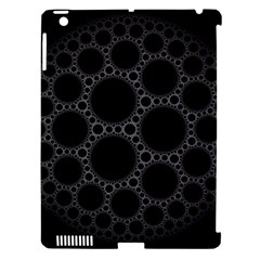 Plane Circle Round Black Hole Space Apple Ipad 3/4 Hardshell Case (compatible With Smart Cover) by Mariart