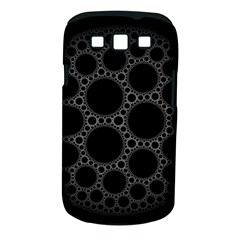 Plane Circle Round Black Hole Space Samsung Galaxy S Iii Classic Hardshell Case (pc+silicone) by Mariart