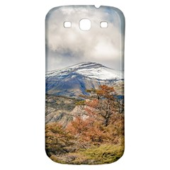 Forest And Snowy Mountains, Patagonia, Argentina Samsung Galaxy S3 S Iii Classic Hardshell Back Case by dflcprints