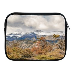 Forest And Snowy Mountains, Patagonia, Argentina Apple Ipad 2/3/4 Zipper Cases by dflcprints