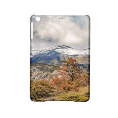 Forest And Snowy Mountains, Patagonia, Argentina Ipad Mini 2 Hardshell Cases by dflcprints