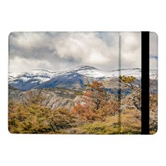 Forest And Snowy Mountains, Patagonia, Argentina Samsung Galaxy Tab Pro 10 1  Flip Case by dflcprints