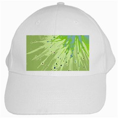 Big Bang White Cap by ValentinaDesign