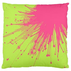 Big Bang Standard Flano Cushion Case (two Sides) by ValentinaDesign