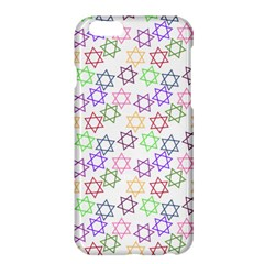 Star Space Color Rainbow Pink Purple Green Yellow Light Neons Apple Iphone 6 Plus/6s Plus Hardshell Case by Mariart