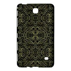 Golden Geo Tribal Pattern Samsung Galaxy Tab 4 (7 ) Hardshell Case  by dflcprints