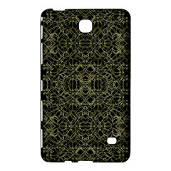 Golden Geo Tribal Pattern Samsung Galaxy Tab 4 (8 ) Hardshell Case  by dflcprints