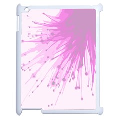 Big Bang Apple Ipad 2 Case (white) by ValentinaDesign