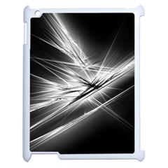 Big Bang Apple Ipad 2 Case (white) by ValentinaDesign