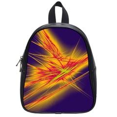Big Bang School Bags (small)  by ValentinaDesign