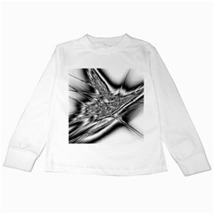 Big Bang Kids Long Sleeve T Shirts by ValentinaDesign