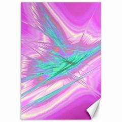 Big Bang Canvas 12  X 18   by ValentinaDesign