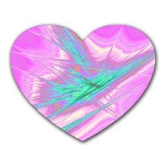 Big Bang Heart Mousepads by ValentinaDesign