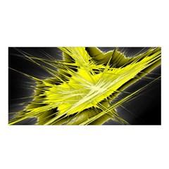 Big Bang Satin Shawl by ValentinaDesign