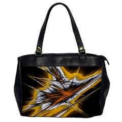 Big Bang Office Handbags by ValentinaDesign