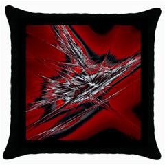 Big Bang Throw Pillow Case (black) by ValentinaDesign