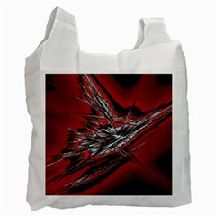 Big Bang Recycle Bag (one Side) by ValentinaDesign