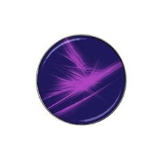 Big Bang Hat Clip Ball Marker by ValentinaDesign