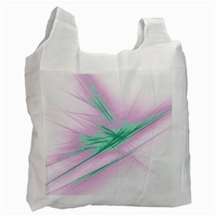 Big Bang Recycle Bag (two Side)  by ValentinaDesign