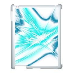 Big Bang Apple Ipad 3/4 Case (white) by ValentinaDesign