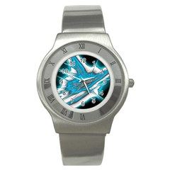 Big Bang Stainless Steel Watch by ValentinaDesign