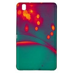 Lights Samsung Galaxy Tab Pro 8 4 Hardshell Case by ValentinaDesign