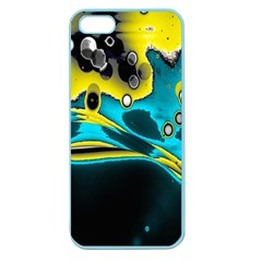 Lights Apple Seamless Iphone 5 Case (color) by ValentinaDesign