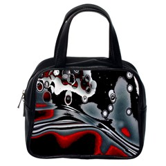 Lights Classic Handbags (one Side) by ValentinaDesign