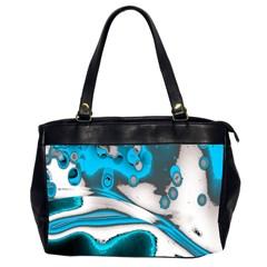 Lights Office Handbags (2 Sides)  by ValentinaDesign
