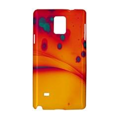 Lights Samsung Galaxy Note 4 Hardshell Case by ValentinaDesign