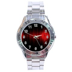 Lights Stainless Steel Analogue Watch by ValentinaDesign