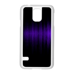 Lights Samsung Galaxy S5 Case (white) by ValentinaDesign