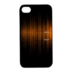 Light Apple Iphone 4/4s Hardshell Case With Stand by ValentinaDesign
