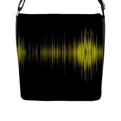 Light Flap Messenger Bag (l)  by ValentinaDesign