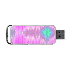 Light Portable Usb Flash (two Sides) by ValentinaDesign
