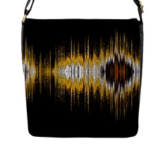 Light Flap Messenger Bag (l)  by ValentinaDesign