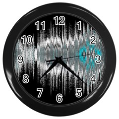 Light Wall Clocks (black) by ValentinaDesign