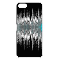 Light Apple Iphone 5 Seamless Case (white) by ValentinaDesign