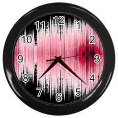 Light Wall Clocks (black) by ValentinaDesign