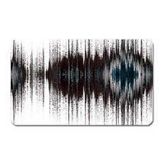 Light Magnet (rectangular) by ValentinaDesign