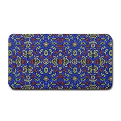 Colorful Ethnic Design Medium Bar Mats by dflcprints