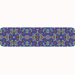 Colorful Ethnic Design Large Bar Mats by dflcprints