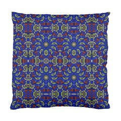 Colorful Ethnic Design Standard Cushion Case (two Sides) by dflcprints