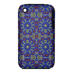Colorful Ethnic Design Iphone 3s/3gs by dflcprints